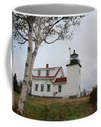 Fort Point Lighthouse 9239 Coffee Mug