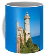 Forte Stella Lighthouse - Portoferraio - Elba Island Coffee Mug