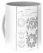 Fortress, 18th Century Coffee Mug