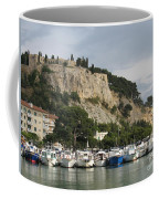 Fortress And Harbor Cassis Coffee Mug