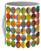 Forty Eight Circles 2.0 Coffee Mug