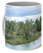 Fossil Prairie Panoramic Coffee Mug