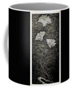 Fossilized Flowers Coffee Mug