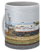Foster Farms Locomotive Coffee Mug