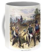 Founding Of St Coffee Mug
