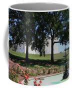 Fountain At Capitol Square  Coffee Mug