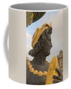 Fountain Detail Coffee Mug