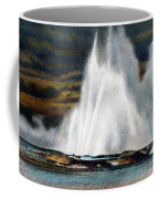 Fountain Geyser Yellowstone Np Coffee Mug