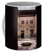 Fountain In A Marble Court Coffee Mug