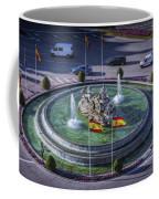 Fountain Of Cebeles II Coffee Mug