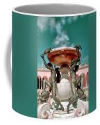 Fountain Of The Tortoises Ringling Museum Sarasota Coffee Mug
