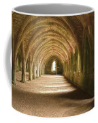 Fountain's Abbey Cellarium Coffee Mug