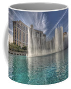 Fountains Of Paradise Coffee Mug