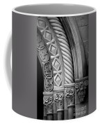 Four Arches Coffee Mug by Inge Johnsson
