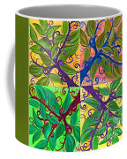 Four Branches By Jrr Coffee Mug