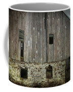 Four Broken Windows Coffee Mug by Joan Carroll