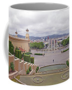 Four Columns And Magic Fountain Coffee Mug
