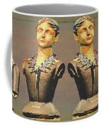 Four Mannequins Two Coffee Mug