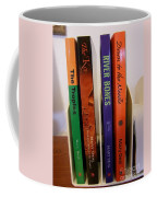 Four Of My Ten Books Published Coffee Mug