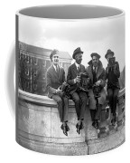 Four Photographers Coffee Mug