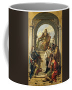 Four Saints Coffee Mug