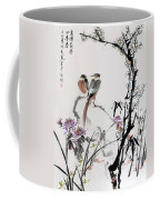 Four Seasons In Harmony Coffee Mug