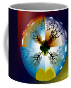 Four Seasons Roundel Coffee Mug