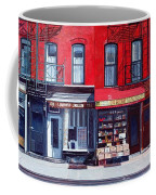 Four Shops On 11th Ave Coffee Mug