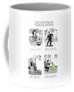 Four Simple Things You Can Do To Save The Planet Coffee Mug