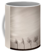 Four Trees Coffee Mug