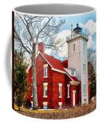 Fourty Mile Point Lighthouse Coffee Mug