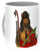 Fox Brave 1836 Coffee Mug