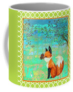 Fox-d Coffee Mug