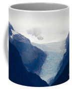 Fox Glacier On South Island Of New Zealand Coffee Mug