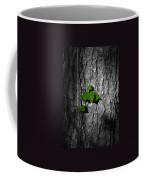 Fox Grape On Pine Coffee Mug