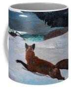 Fox Hunt 1893 Coffee Mug