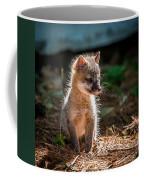 Fox Kit Coffee Mug