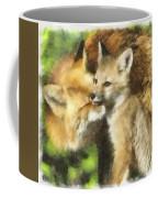 Fox One Coffee Mug