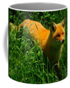 Fox Trot Coffee Mug