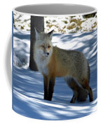 Foxy Shadows Coffee Mug