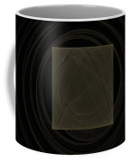 Fractal 21 Box Coffee Mug