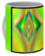 Fractal 32 Up Up And Away Coffee Mug