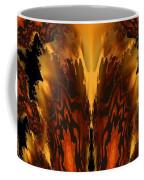 Fractal Abstract 15-01 Coffee Mug