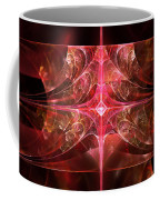 Fractal - Abstract - The Essecence Of Simplicity Coffee Mug