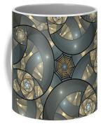 Fractal Art Deco  Coffee Mug