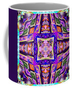 Fractal Ascension Coffee Mug by Derek Gedney