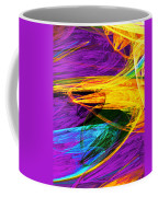 Fractal - Butterfly Wing Closeup Coffee Mug