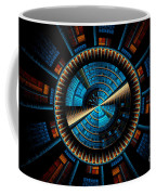 Fractal City Coffee Mug