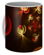 Fractal Dream Catcher Coffee Mug