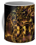 Fractal Flooding Coffee Mug